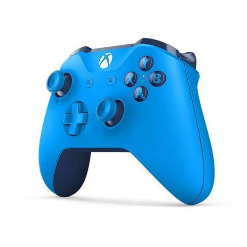 Controle Sem Fio Xbox One - Azul