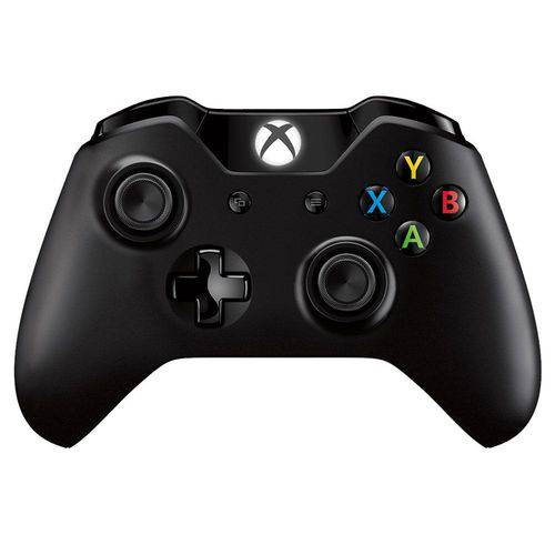 Controle Sem Fio Xbox One S Preto - Microsoft