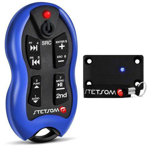 Controle Sx2 Stetsom Azul