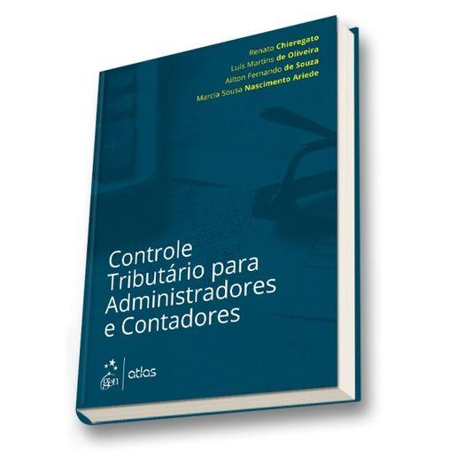 Controle Tributario para Administradores e Contadores - Atlas