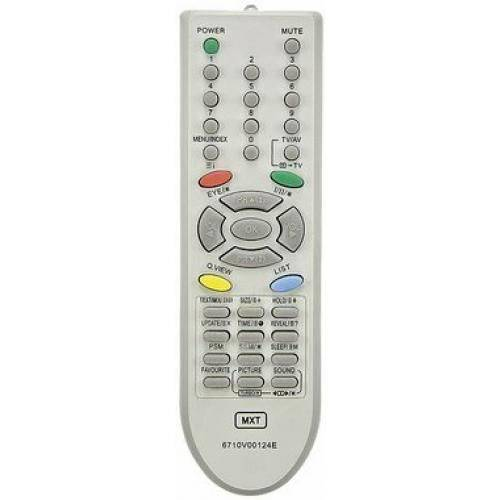 Controle Tv Lg 6710V00124E C0778