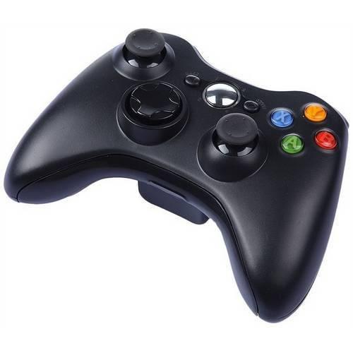 Controle Wireless Compatível Xbox 360 Sem Fio