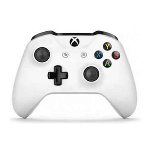Controle Wireless Xbox One, Branco - Tf5-00002