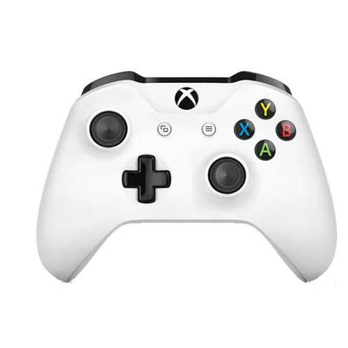 Controle Xbox One Wireless Branco