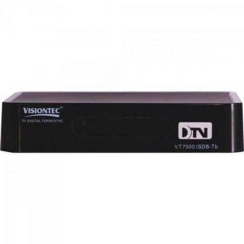 Conversor Digital Vt7500 HD
