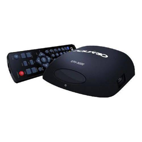 Conversor Gravador Digital TV DTV-5000S, Na?o Acompanha Cabo HDMI