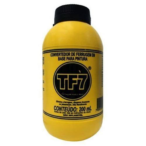 Convertedor de Ferrugem 200 Ml Tf7