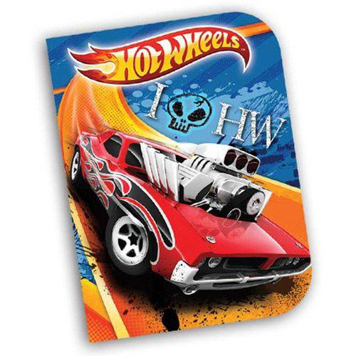 Convite de Aniversário Hot Wheels 08 Unidades
