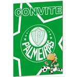 Convite de Aniversário Palmeiras - 8 Unidades - Yonifest
