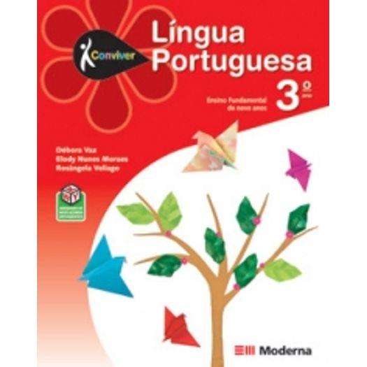 Conviver Portugues 3 Ano - Ced - Moderna