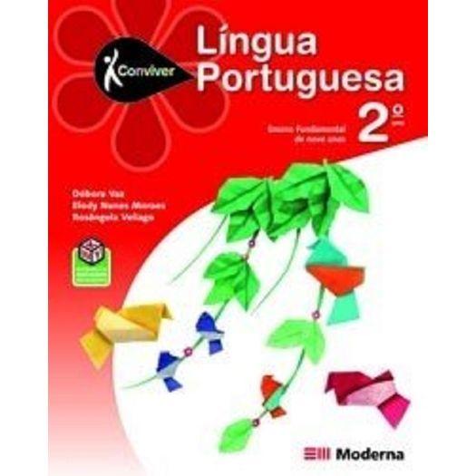 Conviver Portugues 2 Ano - Ced - Moderna