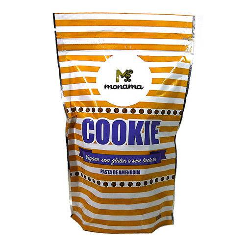 Cookie Pasta de Amendoim Monama 120g
