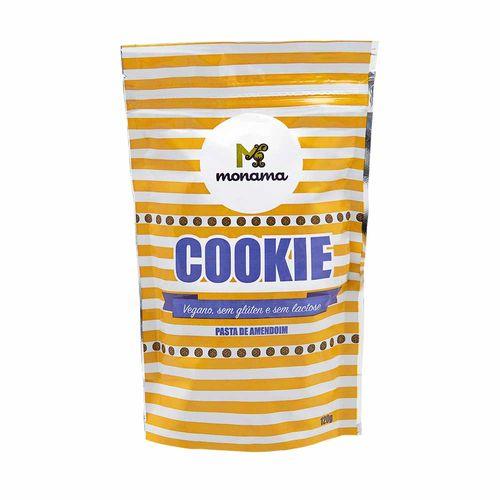 Cookies Pasta de Amendoim - Monama - 120g