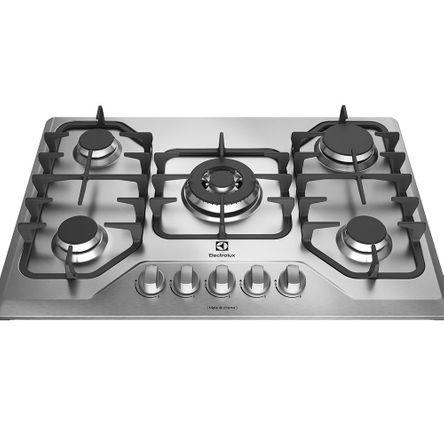 Cooktop a Gás 5 Queimadores Inox (GF75X) Cooktop a Gás 5 Queimadores (GF75X)