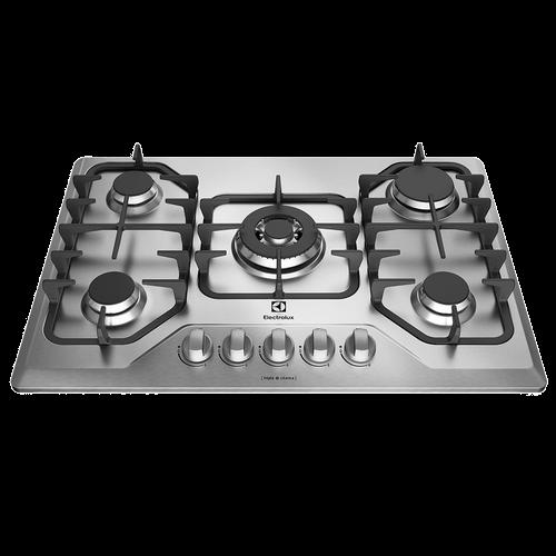 Cooktop a Gás 5 Queimadores Inox (GF75X)