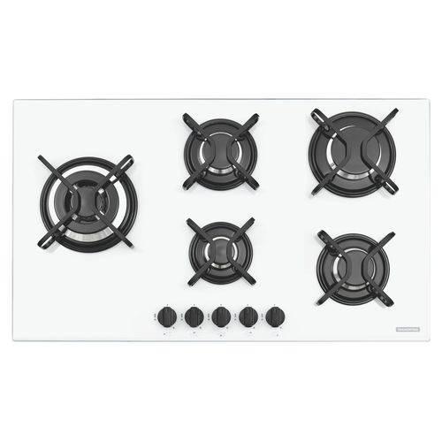 Cooktop em Vidro Temperado com 5 Queimadores 94709371 - Tramontina