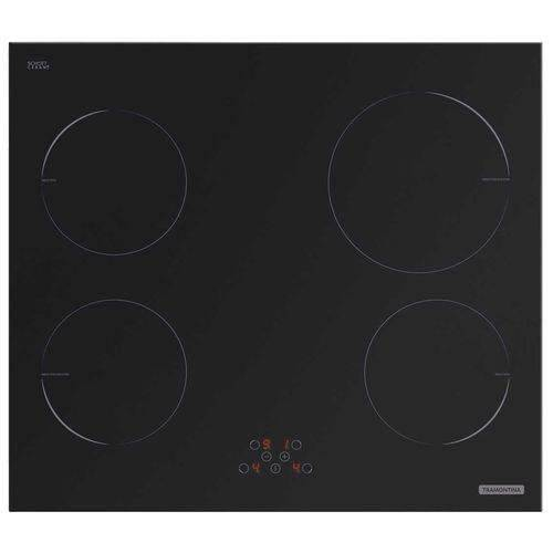 Cooktop New Square Touch B 4EI 60 220v - Tramontina