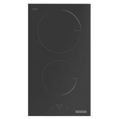 Cooktop por Indução Tramontina Dominó Vitrocerâmico com Comando Touch