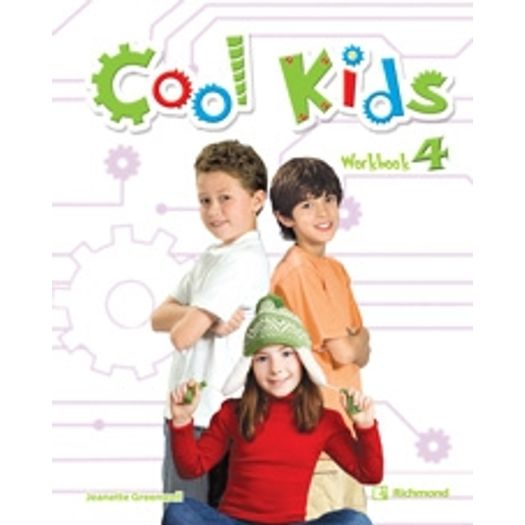 Cool Kids 4 - Workbook - Richmond