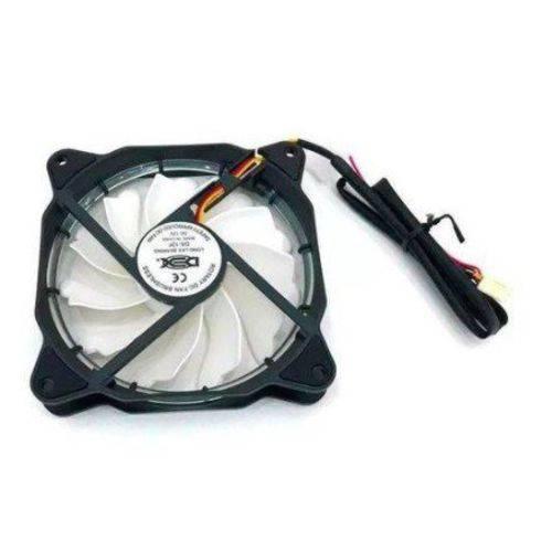 Cooler Dex Led Branco Dx-12F 120MM