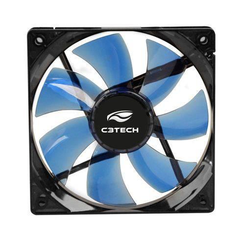 Cooler Fan F7-l100bl Storm 12cm Led C3tech