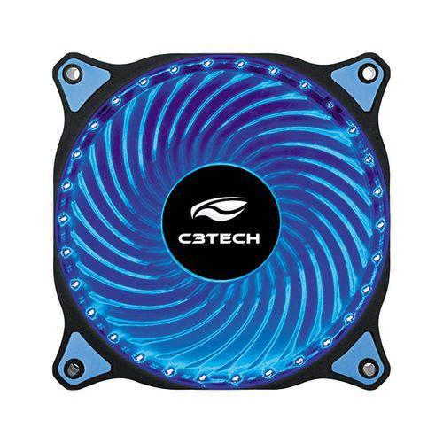 Cooler Fan F7-l130bl Storm 12cm 30led C3tech