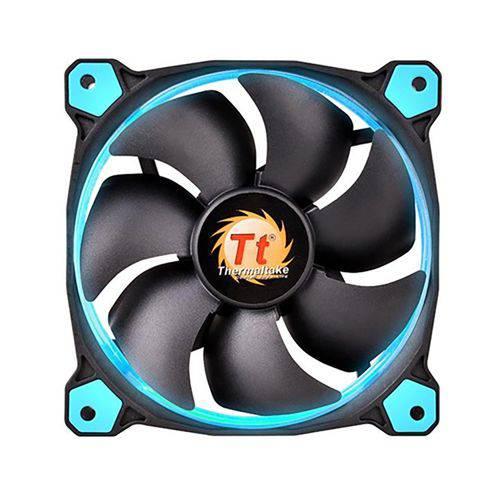 Cooler Thermaltake Fan Riing 14 Led Blue 1500 Rpm CL-F039-PL14BU-A