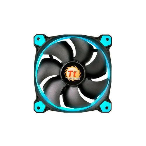 Cooler Thermaltake Fan Riing 14cm Led Blue 1500rpm Cl-f039-pl14bu-a