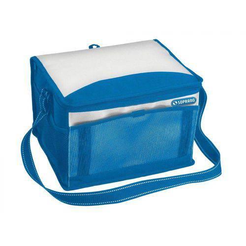 Cooler Tropical 20 Litros Azul