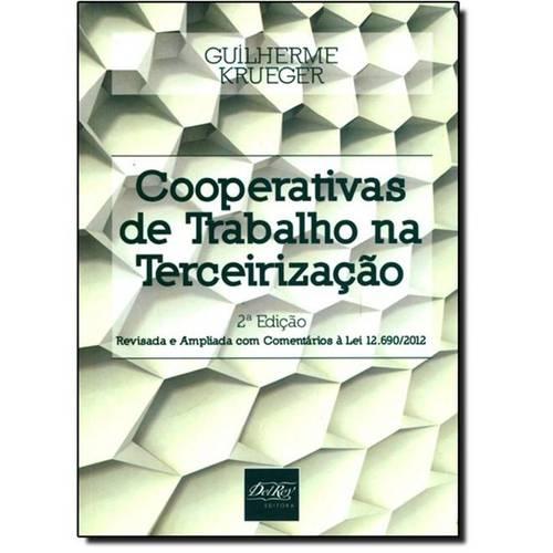 Cooperativas de Trabalho na Tercerização