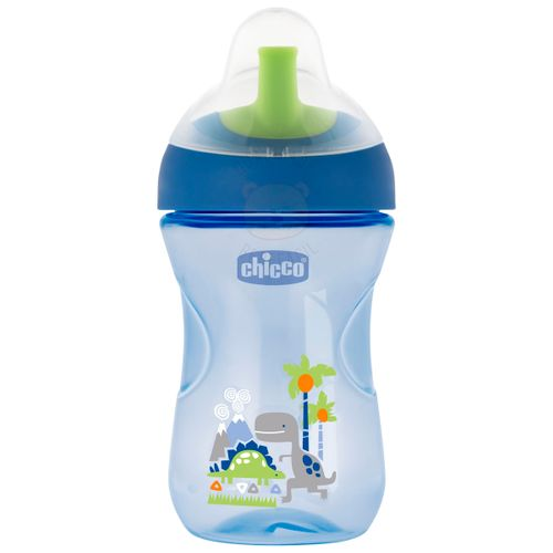 Copo Advanced 266ml (12m+) Boys - Chicco CH5185 COPO ADVANCED CUP 12M+ MENINO
