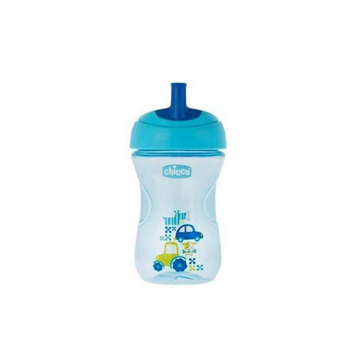 Copo Advanced Cup 12m+ Menino Chicco
