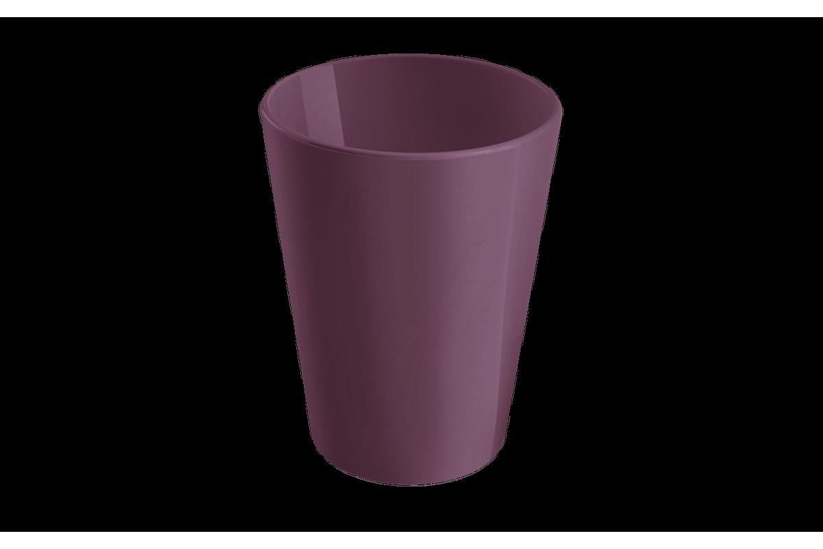 Copo Casual 200ml Roxo Púrpura Coza