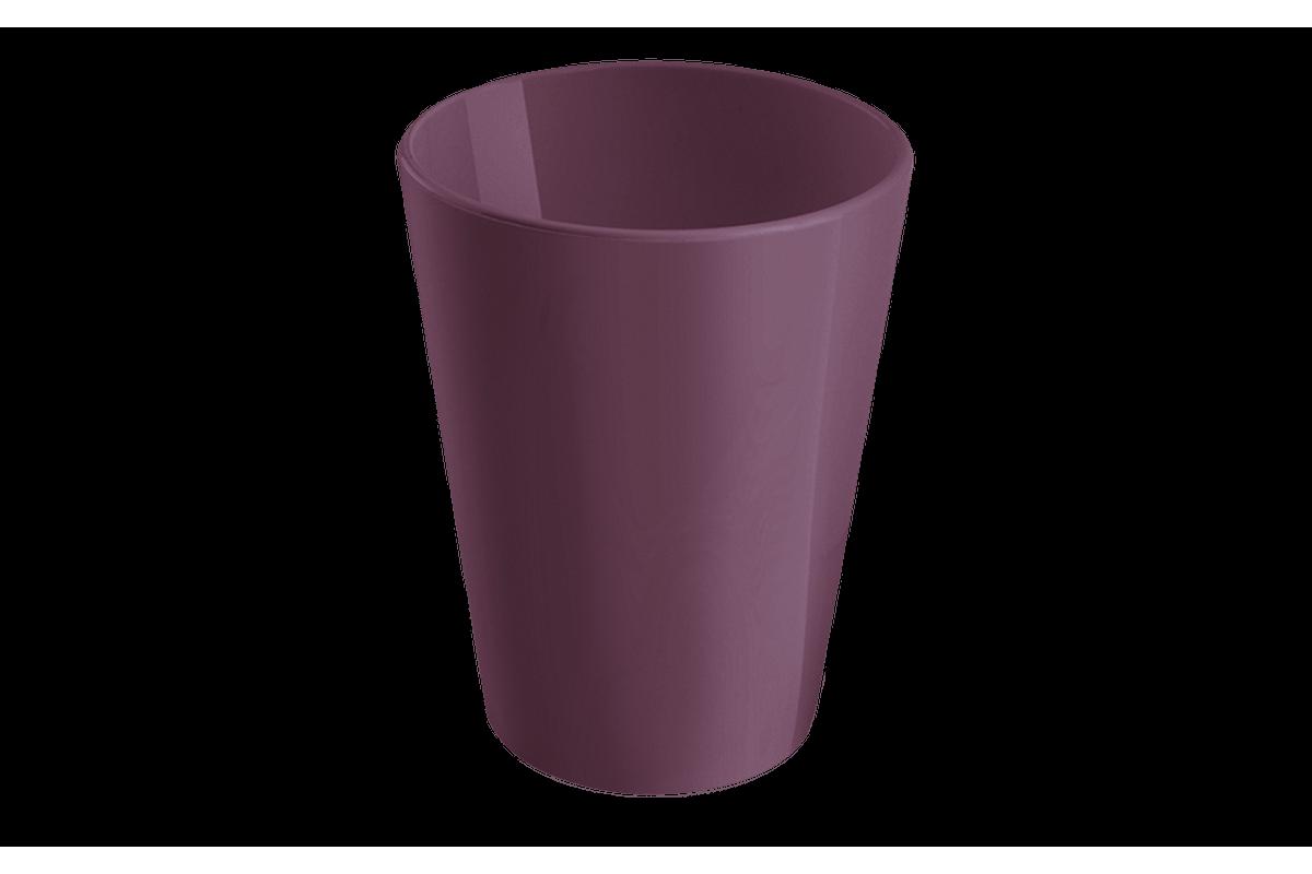 Copo Casual 300ml Roxo Púrpura Coza