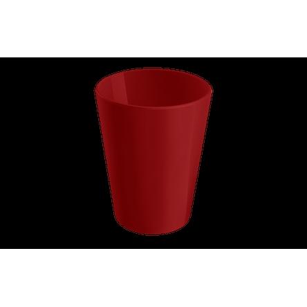 Copo Casual 300ml Vermelho Bold Coza