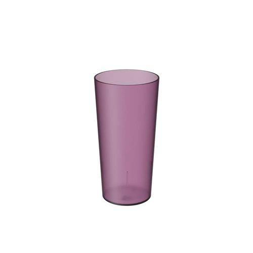 Copo Casual 500 Ml Roxo Púrpura - Coza