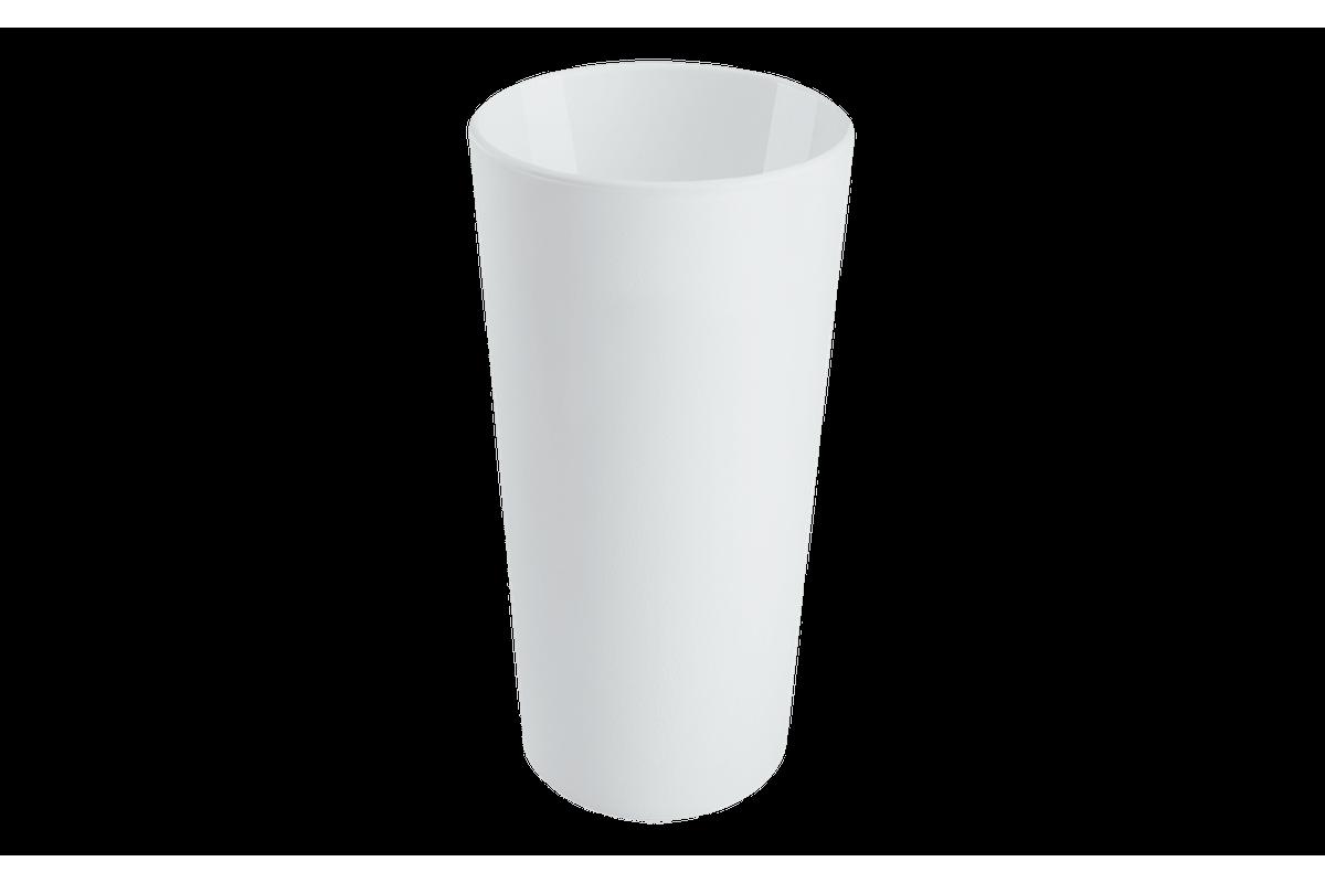 Copo Casual 500ml Branco Coza