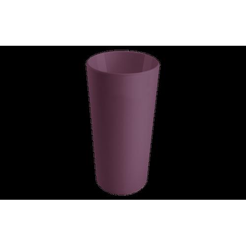 Copo Casual 500ml Roxo Púrpura Coza