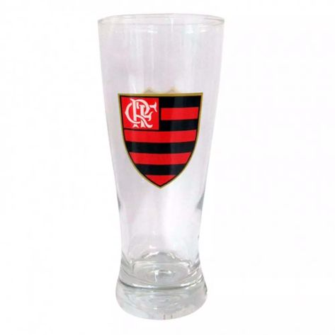 Copo Chopp Flamengo 300ml Copo Chopp Flamengo 300 Ml