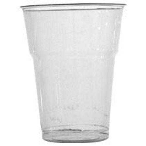 Copo Cristal Nobre 200ml Plaszom - 50 Unidades 300083