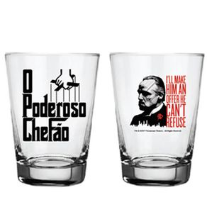 Copo de Caipirinha Poderoso Chefao Don Corleone
