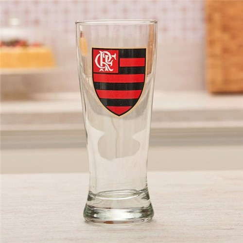 Copo de Chopp Times 300ml Flamengo Flamengo