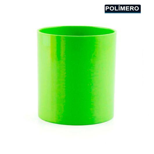 Copo de Plástico Verde para Sublimação - 325ml