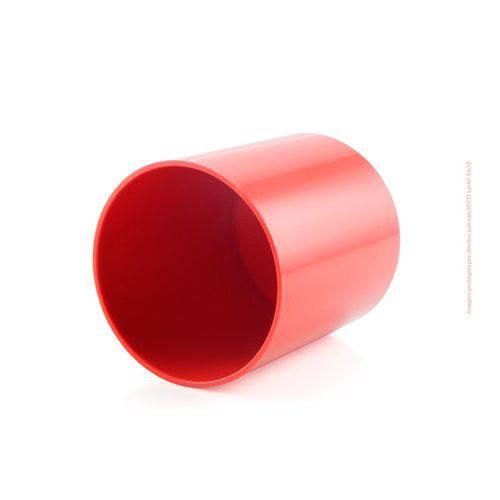 Copo de Plástico Vermelho para Sublimação- 325ml