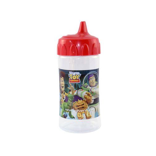 Copo de Treinamento com Bico Redutor 240ml - Toy Story - BabyGo