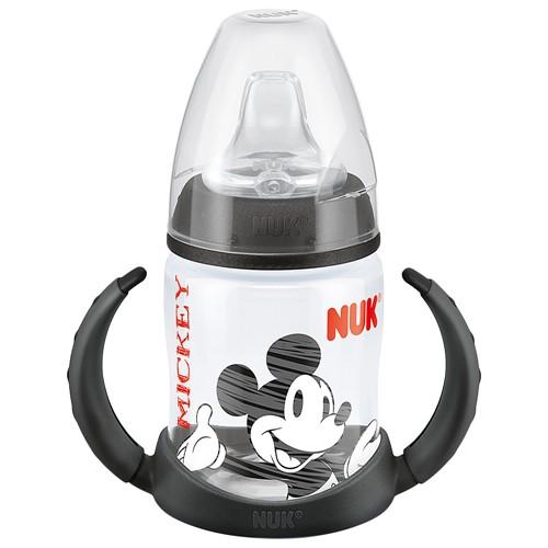 Copo de Treinamento Nuk First Choice Disney 6+ Cor Preto