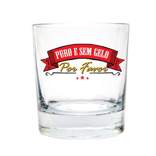 Copo de Whisky Puro e Sem Gelo Kathavento