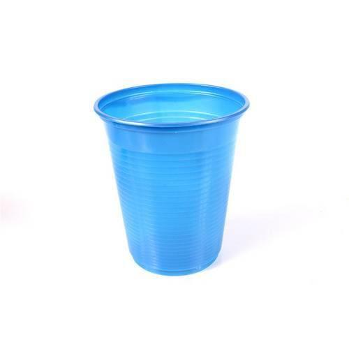 Copo Descartável 200ml Azul Escuro 50un