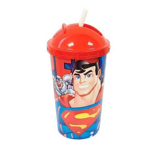 Copo Infantil Superman 600ml