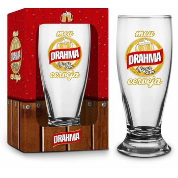 Copo Munich 200ml - Sátiras Cervejas - Drahma